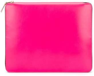 Comme des Garcons (コム デ ギャルソン) - Comme Des Garçons Wallet New Super Fluo iPad ケース
