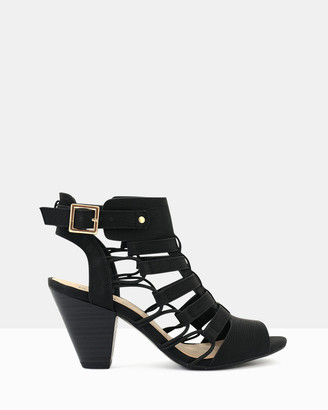 betts Awesome Strappy Sandals