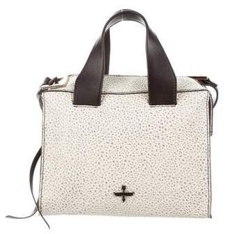 935159a08d Pre-Owned at TheRealReal Pour La Victoire Textured Leather Satchel