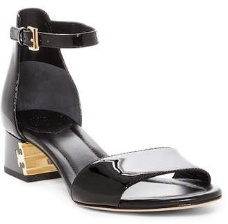 Tory Burch Finley Patent Leather Sandal