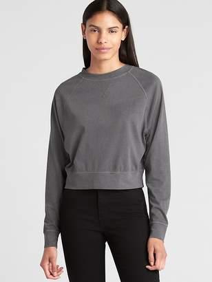 Gap Raglan Crewneck T-Shirt