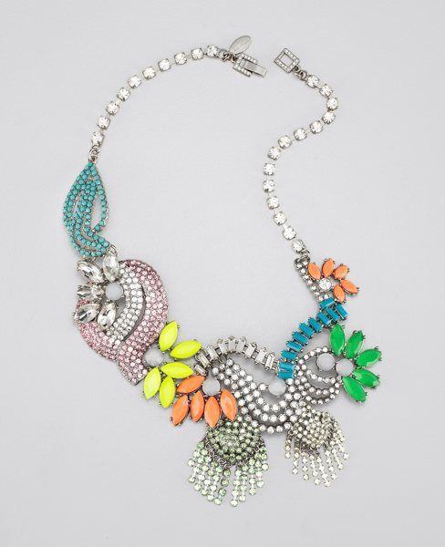 Electric Garden Necklace