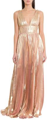 Maria Lucia Hohan Riley Metallic Dress