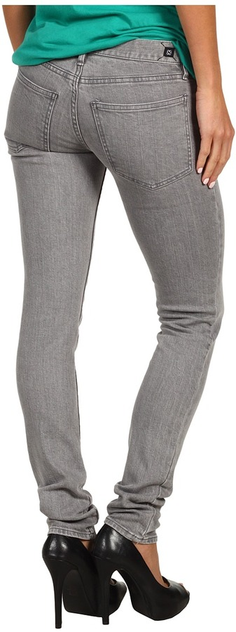 DC Skinny Fit Jean (Cement) - Apparel