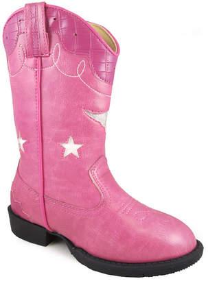 SMOKY MOUNTAIN Smoky Mountain Girl's Austin Lights Lightup Cowboy Boot