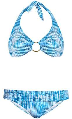 Melissa Odabash Brussels D G Underwired Bikini - Womens - Blue Print