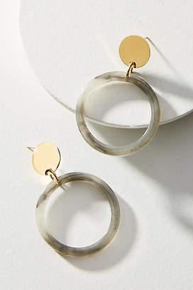 Amber Sceats Sakii Hooped Post Earrings