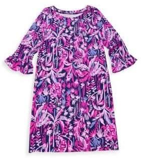 Lilly Pulitzer Girl's Jungle Print Dress