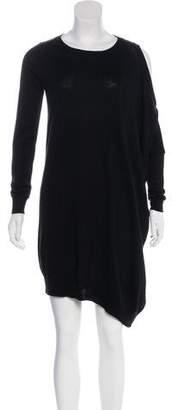 AllSaints Long Sleeve Sweater Dress