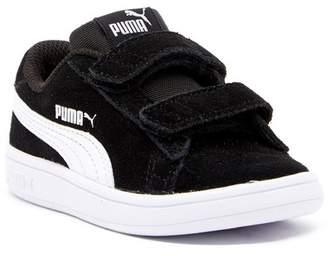 Puma Smash V2 Suede Sneaker (Toddler)