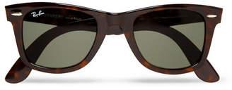 Ray-Ban Original Wayfarer Acetate Sunglasses - Tortoiseshell