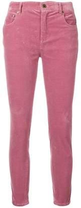 Miu Miu (ミュウミュウ) - Miu Miu corduroy skinny-fit jeans