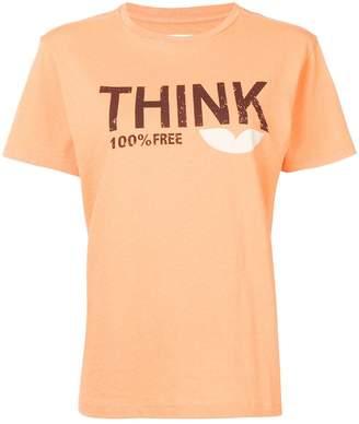 Etoile Isabel Marant Zewel printed T-shirt