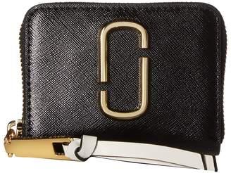 Marc Jacobs Snapshot Mini Zip Card Case Credit card Wallet