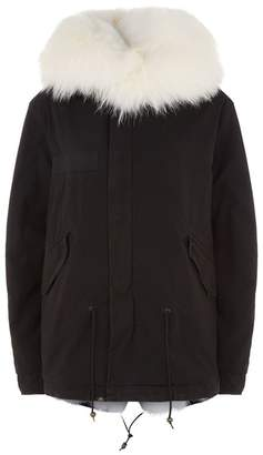 Mr & Mrs Italy Fur Lined Parka