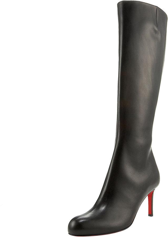 Christian Louboutin Simple Botta Leather Boot