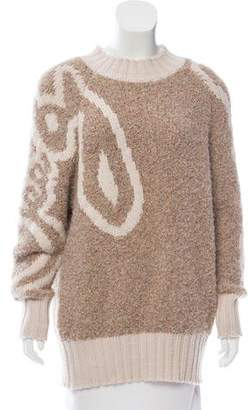 See by Chloe Oversize Knit Sweater