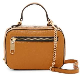 Milly Astor Leather Mini Satchel