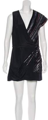 Marc by Marc Jacobs Sequin Mini Dress