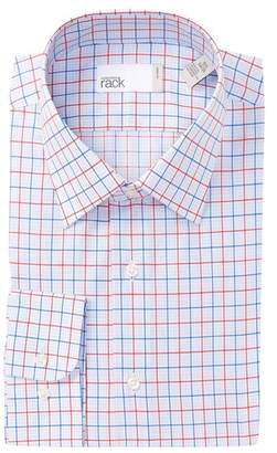 Nordstrom Rack Check Traditional Fit Dress Shirt