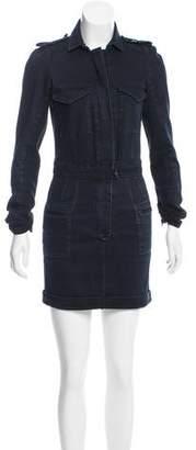 Isabel Marant Denim Mini Dress