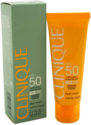 Clinique 1.7Oz Face Cream Spf 50 With Solarsmart