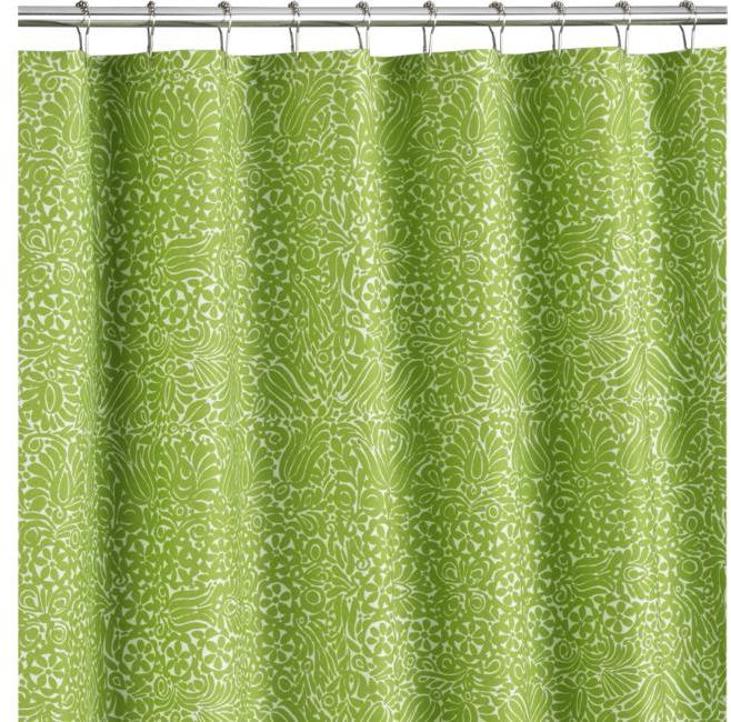 Ask Casa: A Chic Shower Curtain | POPSUGAR Home