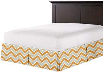 Loom Decor Tailored Bedskirt Rise & Fall - Nugget