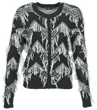 Volcom LOOSE TIES women's Cardigans in Black