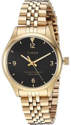 Timex Waterbury Traditional 3-Hand Watches