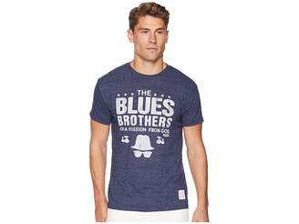 Original Retro Brand The Blues Brothers Vintage Tri-Blend T-Shirt
