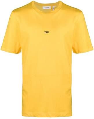 Helmut Lang (ヘルムート ラング) - Helmut Lang プリント Tシャツ