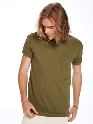 Scotch & Soda Chest Pocket T-Shirt Club Nomade