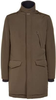 Pal Zileri Knit Detail Jacket