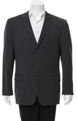 Gucci Wool Three-Button Blazer