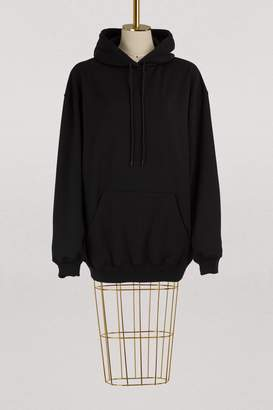 Balenciaga oversized hoodie