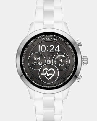 Michael Kors Runway White Smartwatch