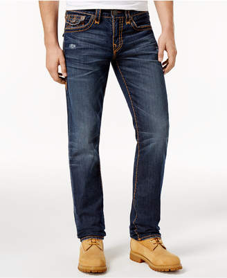 True Religion Men's Super T Geno Slim-Fit Jeans $329 thestylecure.com