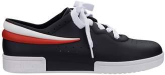 Fila Melissa Shoes Low-Top PVC Sneakers