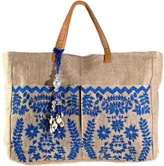 Muche et Muchette Alma Embroidered Tote