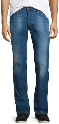 Diesel Darron Slim Tapered Jeans, Blue $150 thestylecure.com