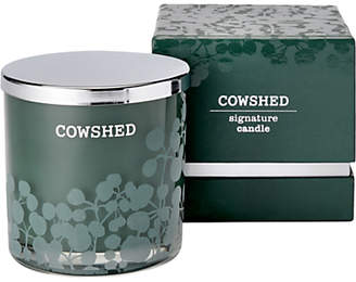 Cowshed Limited Edition 20th Anniversary Double Wick Candle , 400g