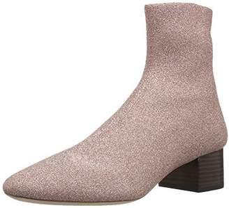 Loeffler Randall Women's Carter (Metallic Knit) Chelsea Boot