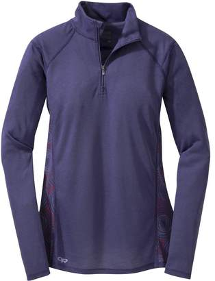 Outdoor Research Essence Zip T-Shirt - Women's