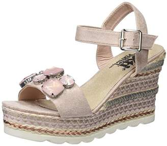 b3a624ded2c Xti Women s 47775 Ankle Strap Sandals