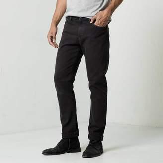DSTLD Slim 11.75 oz. Denim Jeans in Charcoal Overdye