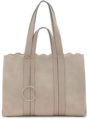Vince Camuto Wavy Scalloped Tote