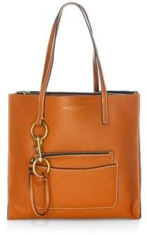 Marc Jacobs Shopper Leather Tote
