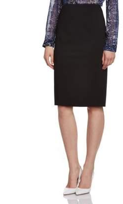 Basler Women's 911002.001 Short Pencil Skirt,(Manufacturer Size:42)