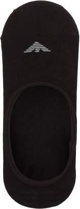 Giorgio Armani Stretch Cotton Invisible Socks (Pack of 2)